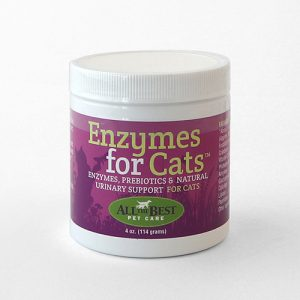 All The Best Enzymes for Cats